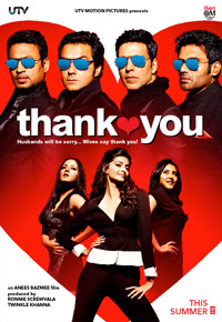 Thank You (2011) Hindi Movie Watch Online