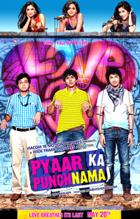 Pyaar Ka Punchnama (2011) Hindi Movie Watch online