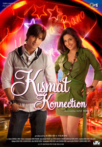 KISMAT KONNECTION 1CD PDVD RIP TEAM CRG ICT preview 0