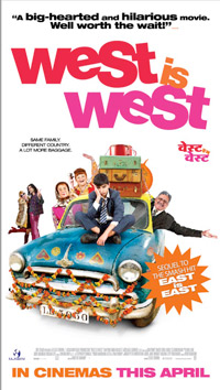 West Is West (2011) Hindi Movie Watch Online