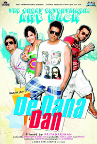 De Dana Dan Hindi (2009) - Hindi Movie