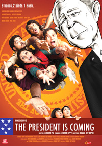 Watch The President Is Comming Online (2010) 14016