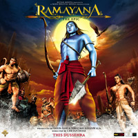Ramayan: The Epic (2010 - movie_langauge) - Voice of Manoj Bajpai, Juhi Chawla, Ashutosh Rana