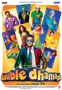 Double Dhamaal (2011) Hindi Movie Watch online