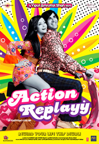 Action Replayy (2010 - movie_langauge) - Akhsya Kumar,Aishwarya Rai