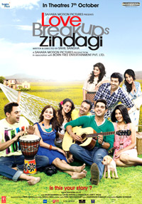 Watch Love Breakups Zindagi DVD Online Movie