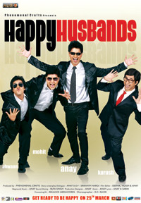 Happy Husbands (2011) Hindi Movie Watch Online