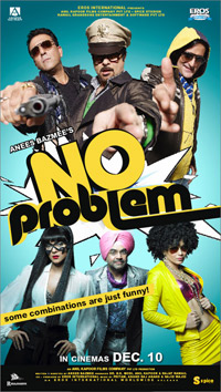 No problem (2010) Hindi Movie Watch online