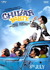 Watch Chillar Party DVD Online Movie