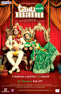 Tanu Weds Manu (2011) Hindi Movie Watch Online