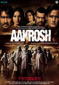 Aakrosh (2010 - movie_langauge) - Ajay Devgn, Akshay Khanna, Bipasha Basu, Reema Sen, Amita Pathak, Paresh Rawal