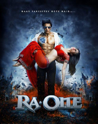 Watch Ra One DVD Online Movie