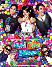 Watch Hum Tum Shabana DVD Online Movie