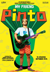 Watch My Friend Pinto DVD Online Movie