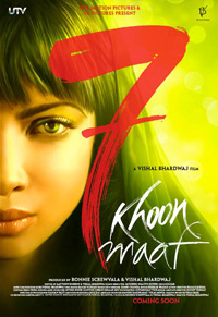 7 Khoon Maaf (2011) Hindi Movie Watch Online