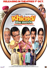 Khichdi - The Movie (2010) Hindi Movie Watch Online