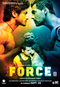 Force (2011) Hindi Movie Watch Online