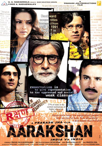 Aarakshan (2011) Hindi Movie Watch Online