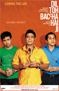 Dil To Baccha Hai Ji (2011) Hindi Movie Watch Online