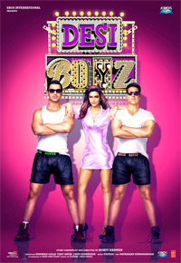 Watch Desi Boyz DVD Online Movie