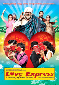 Love Express (2011) Hindi Movie Watch Online