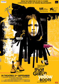 Watch That Girl in Yellow Boots DVD Online Movie