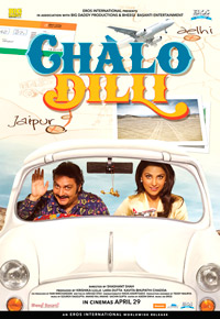 Watch Chalo Dilli DVD Online Movie