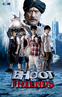 Watch Bhoot And Friends DVD Online Movie
