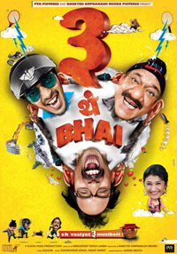 Teen Thay Bhai (2011) Hindi Movie Watch Online