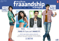 Watch Mujhse Fraaandship Karoge DVD Online Movie