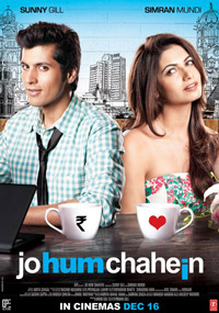 Watch Jo Hum Chahein DVD Online Movie