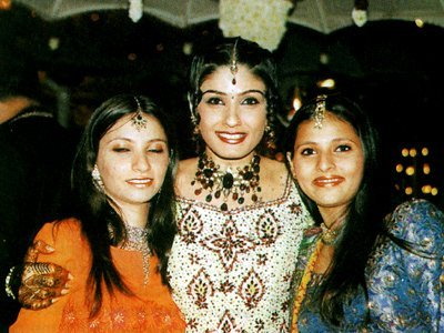 Stills from Raveenas Wedding, Raveena Tandon