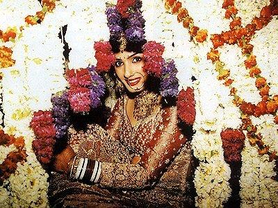 Stills from Raveenas Wedding, Raveena Tandon