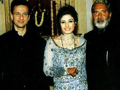 Stills from Raveenas Wedding, Anil , Raveena
