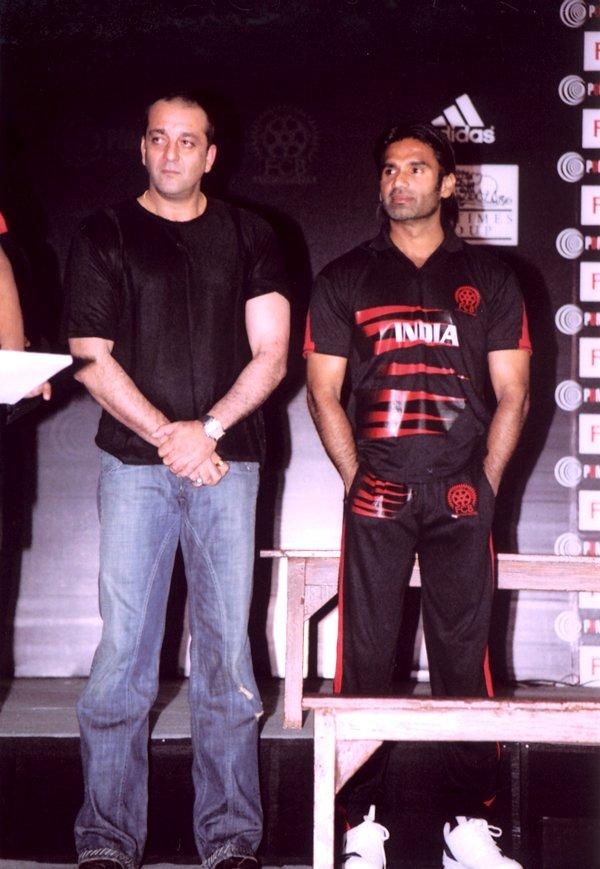 Sunil Shetty Height - How tall