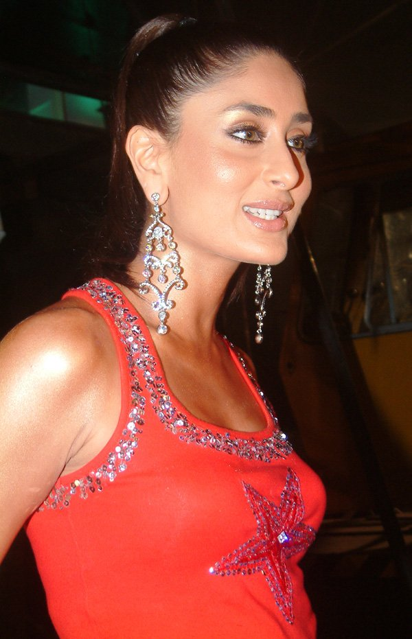 2007 Grasim Mr India contest, Kareena Kapoor