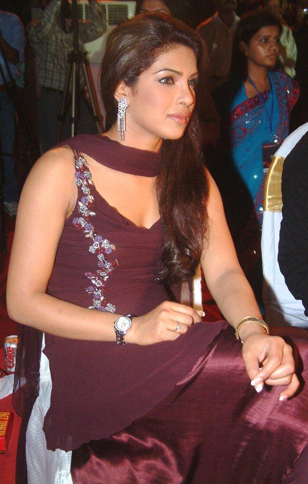 2007 Grasim Mr India contest, Priyanka Chopra