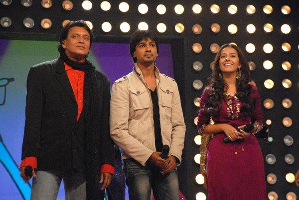 Mithun Chakraborty on Zee L'll Champs , Mithun Chakraborty, Nikhil Dwivedi, Amrita Rao