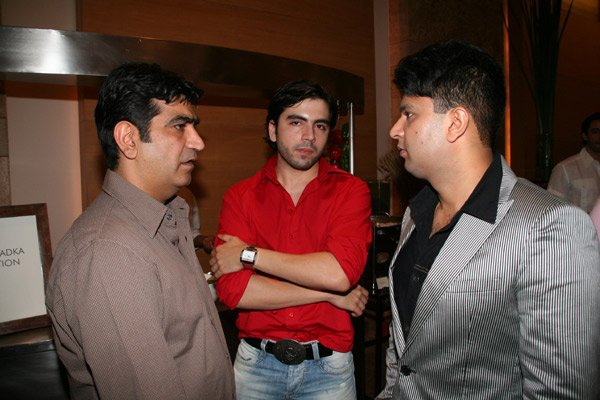 Om Shanti Om fashion show at Grand Hyatt, Kishan Kumar, Bhushan Kumar