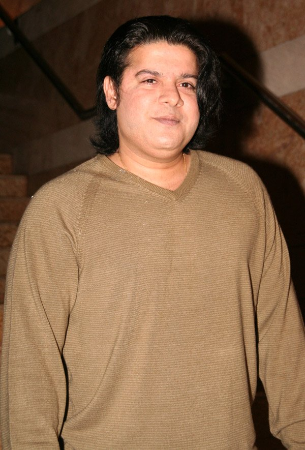 Om Shanti Om fashion show at Grand Hyatt, Sajid Khan