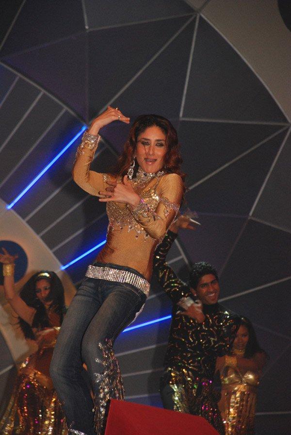 Mumbai Police Diwali Mela Annual Function 2007, Kareena Kapoor