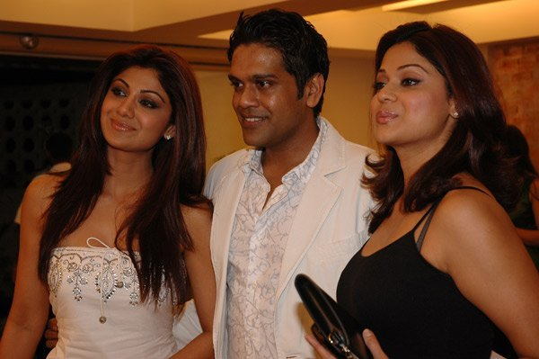 Rocky S collections launch at AZA, Shilpa Shetty, Rocky S, Shamita Shetty