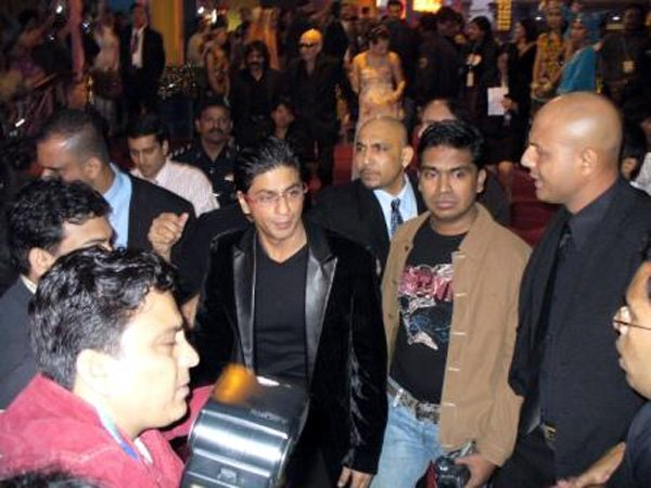 Zee Cine Awards 2007, Shahrukh Khan