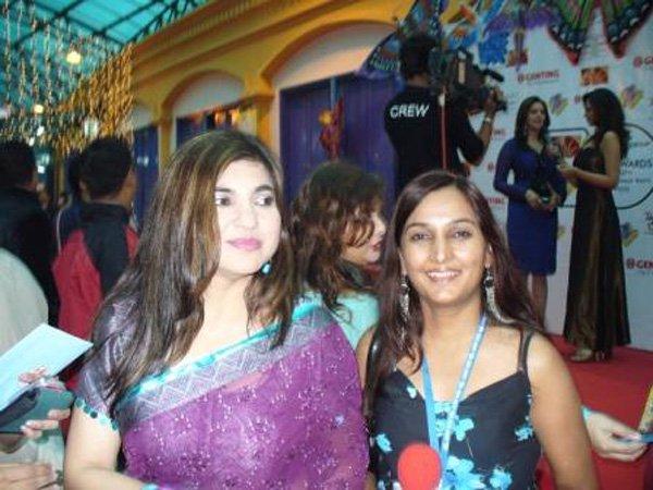 Zee Cine Awards 2007, Alka Yagnik