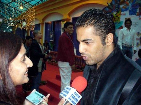 Zee Cine Awards 2007, Upen Patel