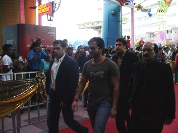 Zee Cine Awards 2007, Saif Ali Khan