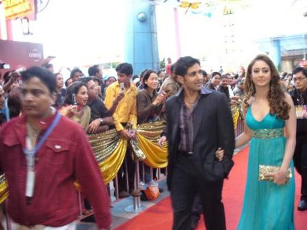 Zee Cine Awards 2007, Preeti Jhangiani