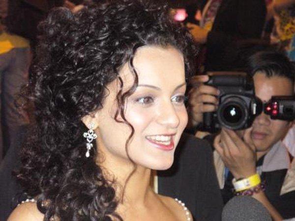 Zee Cine Awards 2007, Kangna Ranaut