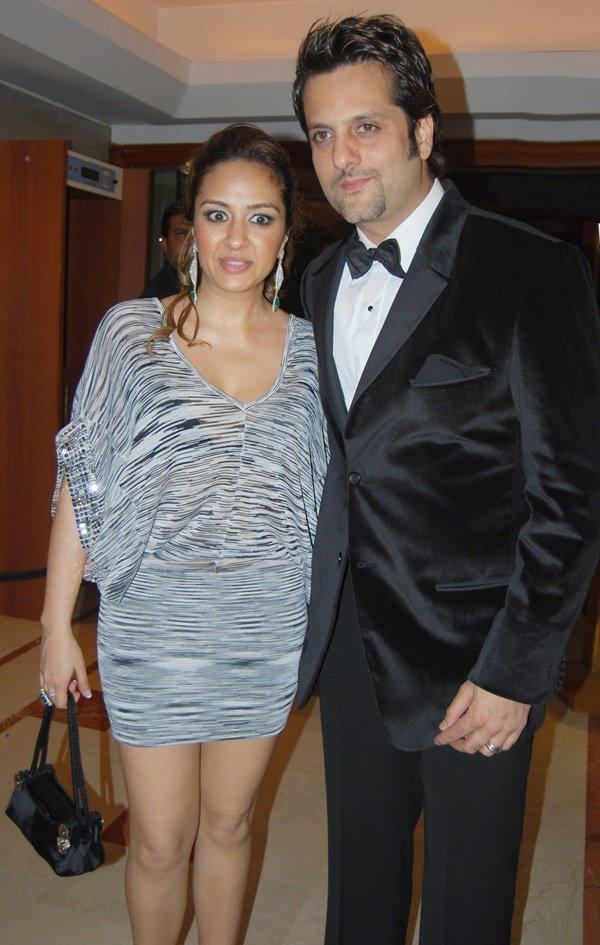 dj aqeel and farah khans wedding anniversary party
