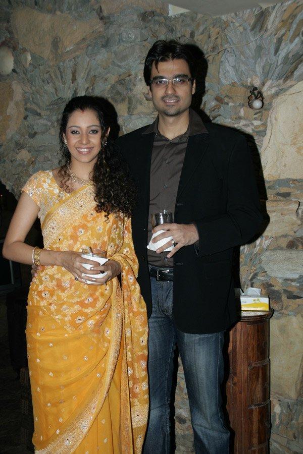 Barkha wedding